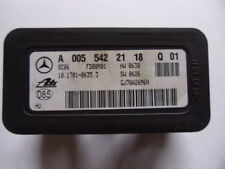 Mercedes SLK  R171 200 SLK350 ACCELERATION YAW RATE SENSOR A0055422118 Low Miles