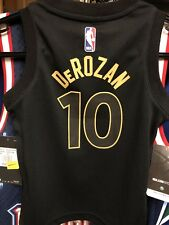 2df98c30f92 Toronto Raptors DeMar DeRozan Nike 2017 We The North Toddler Jersey 4T - NEW