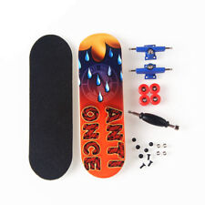 Rain Drop Complete Canadian Wood Complete Fingerboard with Bearings and Nuts