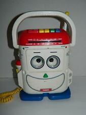 Mr Mic Vtg Playskool Cassette Player Recorder Microphone Toy Story Collectible