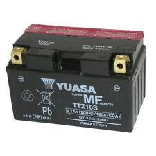 BATTERIA YUASA TTZ10S 15 MV AGUSTA STRADALE (S320BA) 800 06.5910 12V/8,6AH
