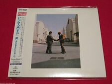 PINK FLOYD - WISH YOU WERE HERE - JAPAN MINI LP CD - WPCR-80128 4943674164509