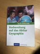 Vorbereitung auf das Abitur Geographie von Hermann Dichtl (Taschenbuch)