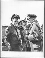 ~ Bob Crane Hogan's Heroes Original 1966 Stamped CBS TV Promo Photo