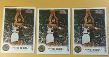 3 Cards of Mike Bibby Fleer Focus #92 Basketball Card