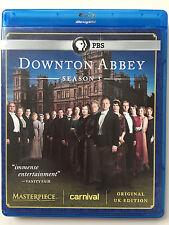 Downton Abbey: Series Three (Blu-ray Disc, 2013, 3-Disc Set) Original UK Edition