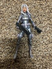 Marvel Legends silver sable loose Complete Mint