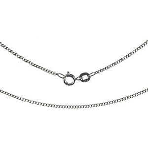 925 Silber Kinder Kette Halskette Panzerkette, 36 cm 1,4 mm Stärke Kinderschmuck