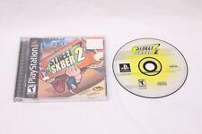 Playstation PS1 - STREET SK8ER 2  - Complete