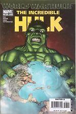 INCREDIBLE HULK 106-110 World War Hulk Marvel Comics, 2007 HERCULES AMADEUS CHO