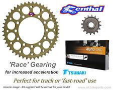 SUZUKI GSXR 600 Chain & Renthal Sprockets - Race Gearing - 2001-2005