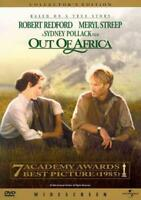 OUT OF AFRICA NEW DVD