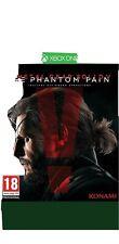 * Nuevo Juego XBOX ONE * el Metal Gear Solid V 5 el fantasma dolor * Day One Edition