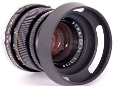 39mm Metal Vented Lens Hood E39 for LEICA Summicron-M 2/50mm ELMAR-M 1:2.8 f=5cm
