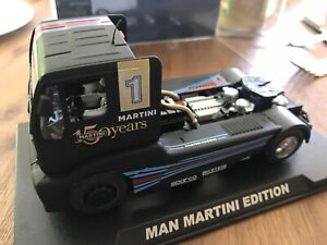 Fly Truck MAN Martini Edition