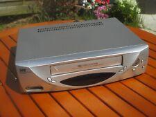 SEG VCR 302 (DE) - VHS Videorecorder - Hi-SPEED REWIND Digital Auto Tracking