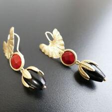 Mode-Ohrschmuck aus Stein mit Durchzieher für Damen