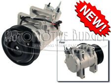 A/C Compressor with Drier for Nissan Rogue & Rogue Select - NEW