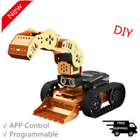 Microbit Programmable Robot Kit Variety in Styles Unfinished Qdee Standard