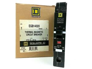 EGB14020 Square D Circuit Breaker