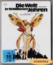 """""""DIE WELT IN 10 MILLIONEN JAHREN"""" - Ralph Bakshi Fantasy - BLU RAY STEELBOOK OVP"""