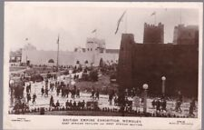 Exhibitions Wembley BRITISH EMPIRE EXHIBITION East African Pavilion RP PPC