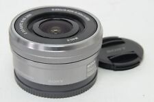 Original silvery SELP1650 16-50mm F/3.5-5.6 PZ OSS Lens For SONY E-Mount Camera