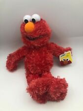 Sesame Street Elmo Gund Plush Kids Soft Stuffed Toy Animal Doll Red Muppets 2014