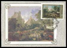 Russia Mk 1984 arte pinturas pintura painting maximum mapa maxi card mc cm ad76