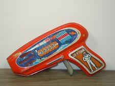 Old Toy Tinplate Jet Gun - Made in Japan *42482