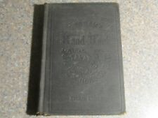 1905 The Hand-Book Of Standard Or American Phonography by Andrew J. Graham