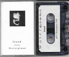 Waterglass Found Cassette Tape Single