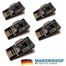 5x NRF24L01+ 2.4GHz Funkmodule für Raspberry Pi Arduino