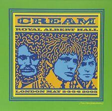 Cream - Royal Albert Hall 2005 3x 180g vinyl LP NEW/SEALED Baker Bruce Clapton