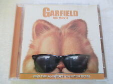 Garfield the Movie Music from and inspired by the Motion Picture est-CD (2009)
