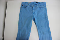 Adriano Goldschmied AG Womens The Stevie Ankle Slim Straight Jeans size 28R