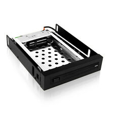 "NEW! IcyBox IB-2216StS 2.5"" SATA Hard Disk Drive HDD SSD Mobile Rack"