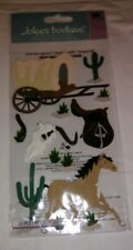 NIPJolees Boutique dimensional stickers Wild West FREE SHIPPING