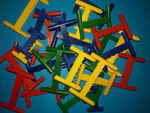 Building Blocks – H - shaped building blocks 150g per bag