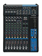 Yamaha Mg12 12 Channel Stereo Mixing Console