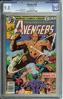 Avengers #180 CGC 9.8  WP