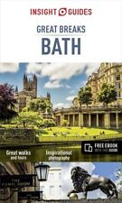 Insight Guides Great Breaks Bath (England) *FREE SHIPPING - NEW*