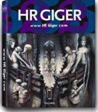 H.R. Giger - www HR Giger com (2008, Hardcover, Taschen)