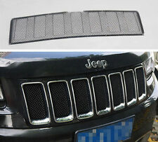 Jeep Grand Cherokee 2014-2016 Stainless Front Grille Bug Mesh Cover Grill Insert