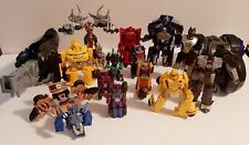 Tansformers Robot and Mixed Other Figures 16 Pieces Lot