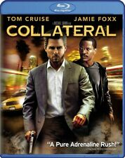 Collateral  BLU-RAY 2019 BRAND NEW FAST SHIPPING
