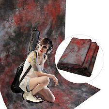 Fondale Background Professionale in Cotone Creato a Mano DynaSun W098 Pink Red