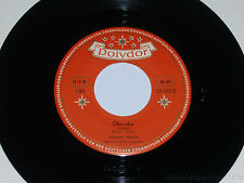 CATERINA VALENTE Chanson D'Amour / Oho-aha 45 Polydor 22 485 Germany NM 1955