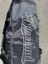 Diamond Baseball Umpire Equipment Bag 32�x14�x12�