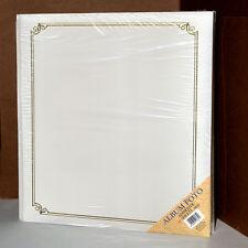 Album fotografico porta foto, per vari formati - 30 fogli adesivi 29x31 cm